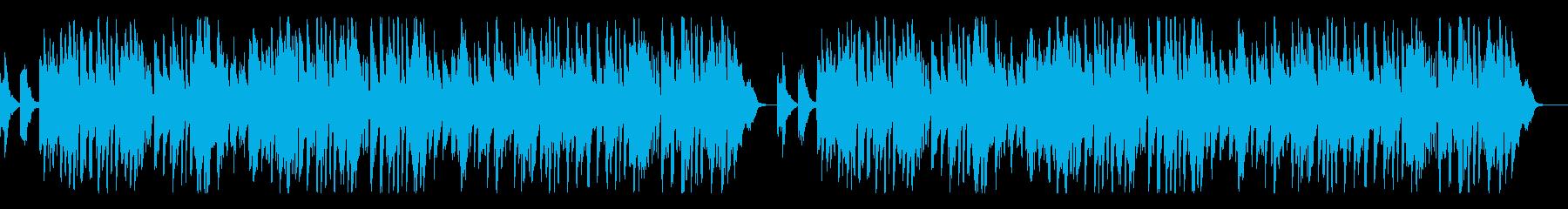 メンデルスゾーン「結婚行進曲」ピアノの再生済みの波形