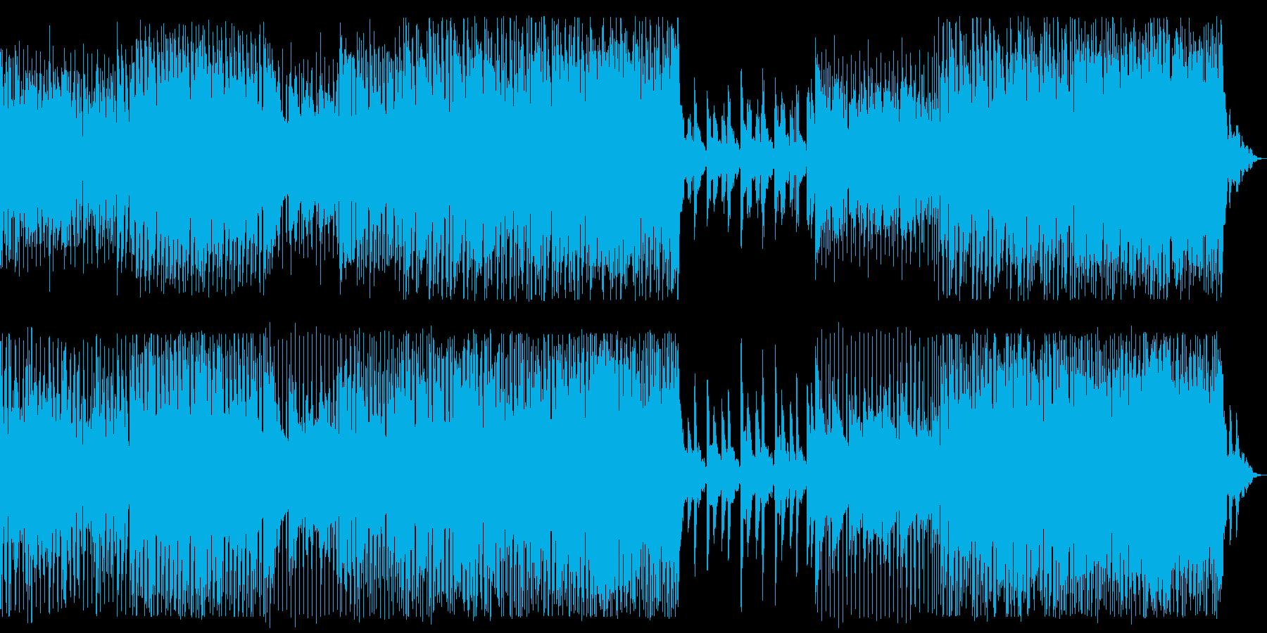 煌びやかなディスコ_No693_1の再生済みの波形