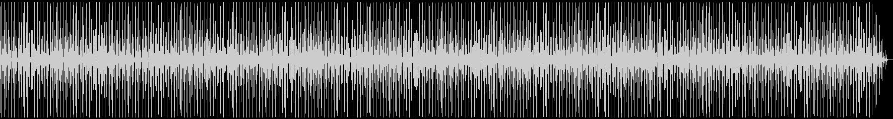 爽やかめでちょっとおしゃれなボイパの未再生の波形