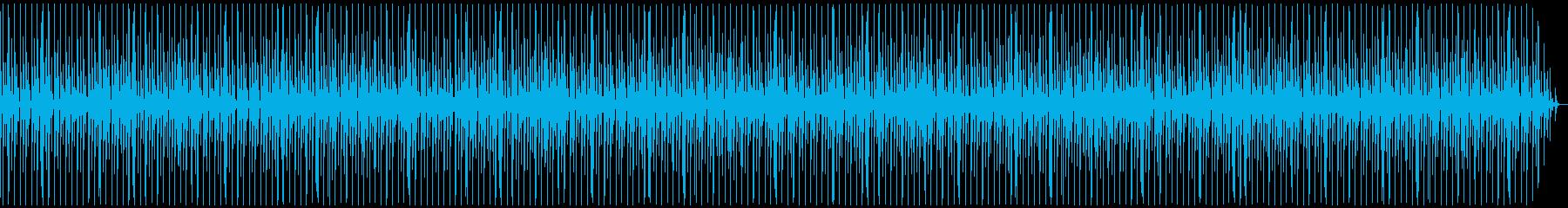 爽やかめでちょっとおしゃれなボイパの再生済みの波形
