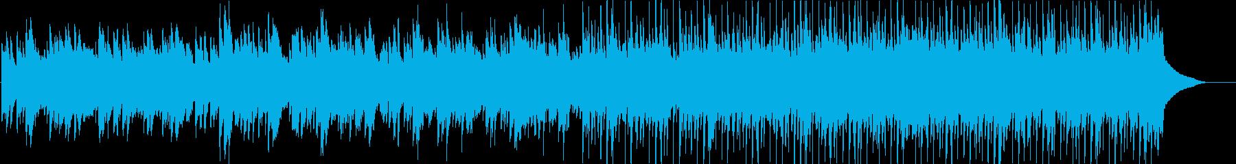 Clear IVの再生済みの波形