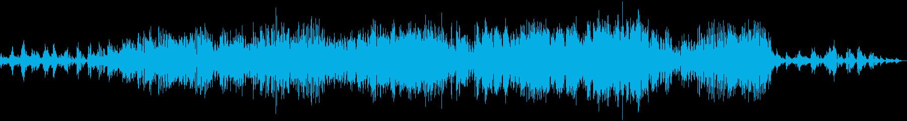 上品で滑らかなピアノジャズの再生済みの波形