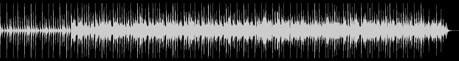 KANTアフリカンテイストBGM2017の未再生の波形