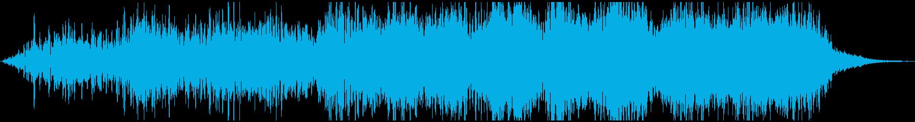 PADS 悲しいUh合唱団01の再生済みの波形