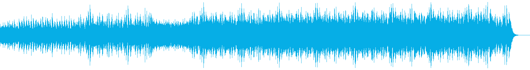 80年代ぽいクールなハウスミュージックの再生済みの波形
