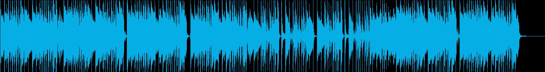 POPで多幸感のあるバンドサウンドの再生済みの波形