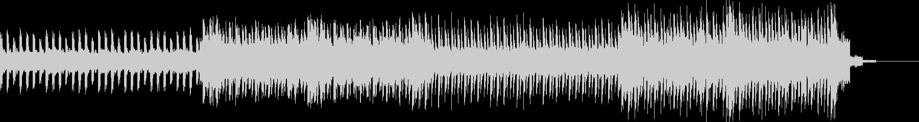 幻想的テクノシンキングタイム 60秒の未再生の波形