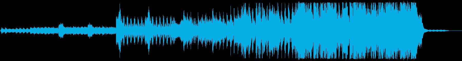 現代的 交響曲 バトル 焦り ドラ...の再生済みの波形