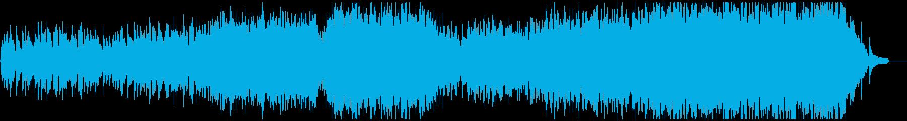 ヴァイオリン主体の、感動系バラードの再生済みの波形