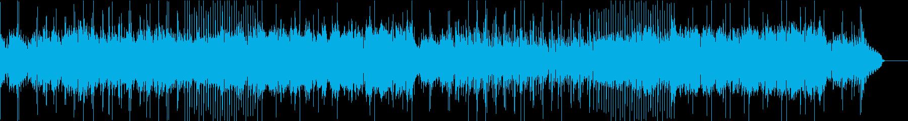 哀愁あるトランペットとsaxのJpopの再生済みの波形