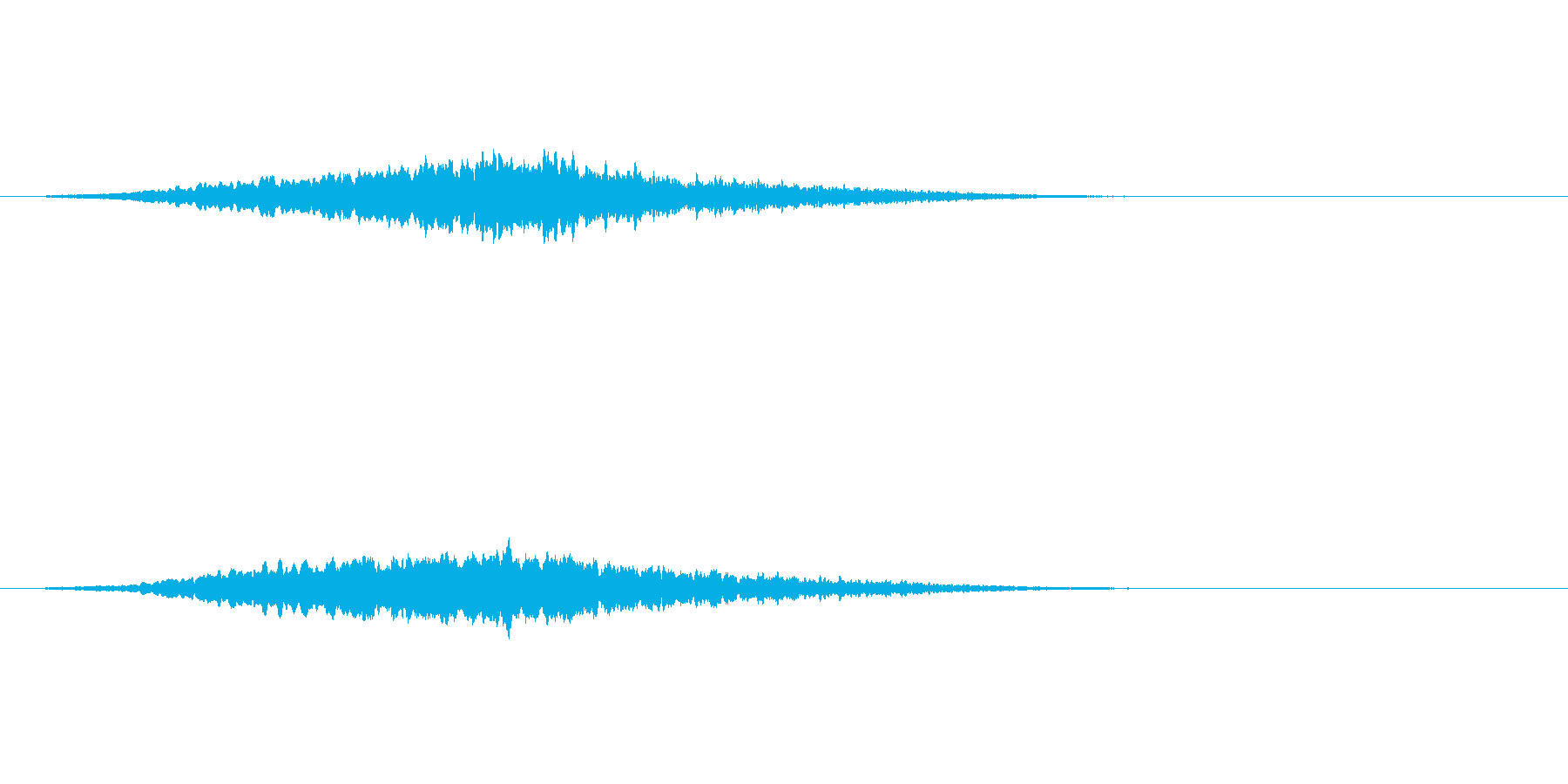 メタリックハイピッチドトランジショ...の再生済みの波形