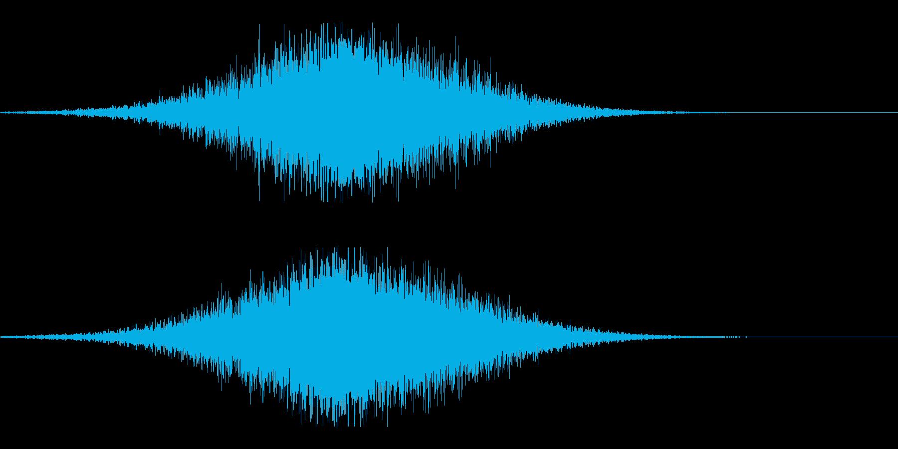 Dark_Attack-40の再生済みの波形
