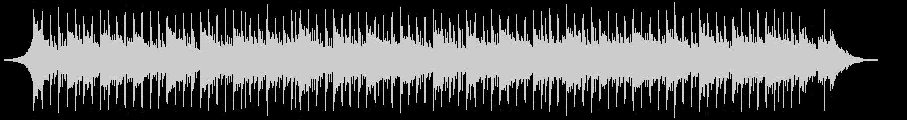 説明者の背景(60秒)の未再生の波形