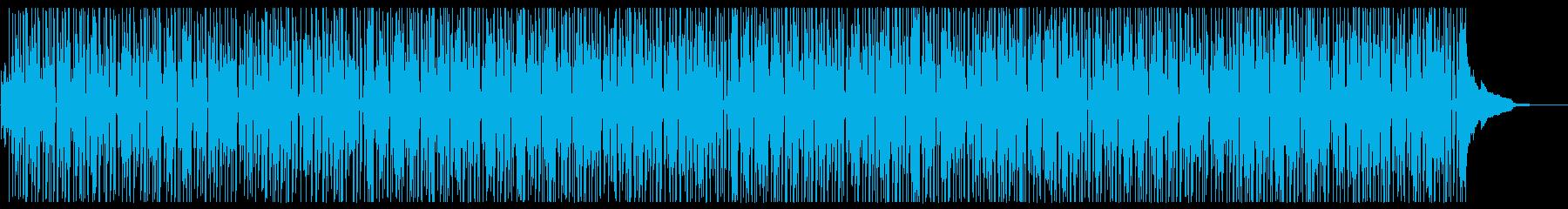 アコギでほっこり☆ゆったりしたレゲエ曲の再生済みの波形