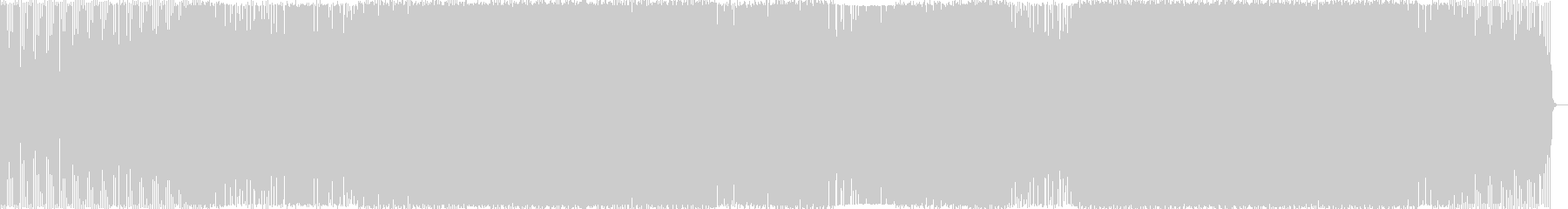 クラブ/プログレッシブハウスの未再生の波形