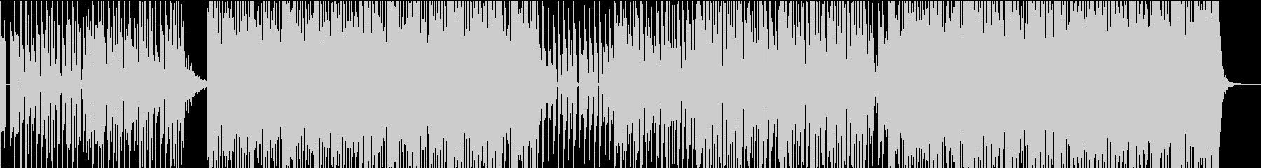 Disco Musicの未再生の波形