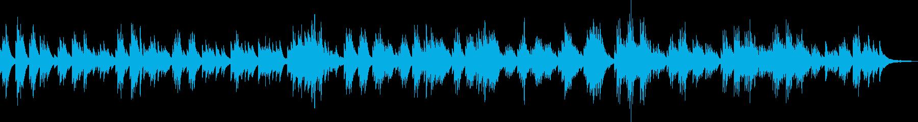 別れ(ピアノソロ・悲しい・BGM)の再生済みの波形