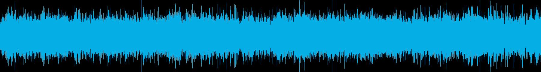 おだやかキラキラ/ループの再生済みの波形