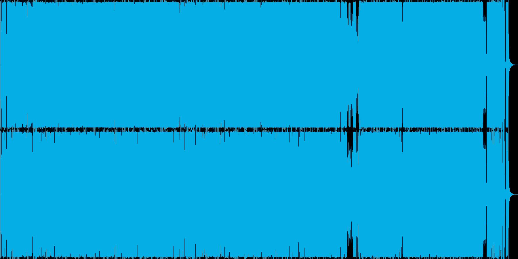和楽器を散りばめたジャジーなロックの再生済みの波形