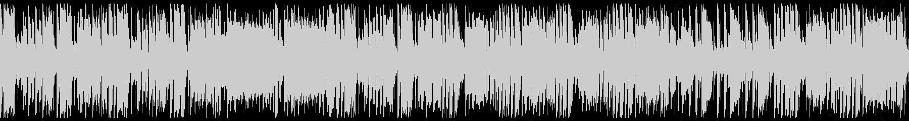明るく速い 豪華ビッグバンド(ループの未再生の波形