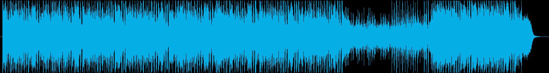代替案 ポップ フュージョン ジャ...の再生済みの波形