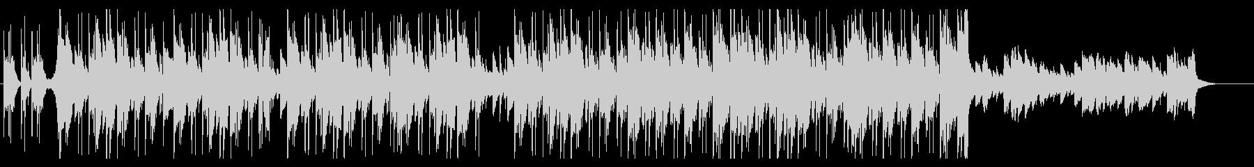 トラップ_切ないピアノ_ヒップホップの未再生の波形
