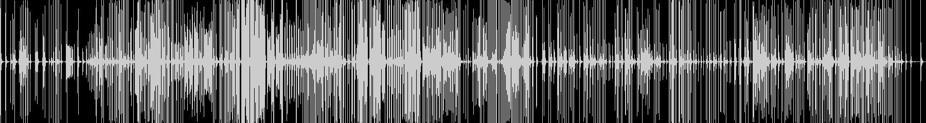 三味線184秋の色種5箏曲乱れみだれ琴萩の未再生の波形