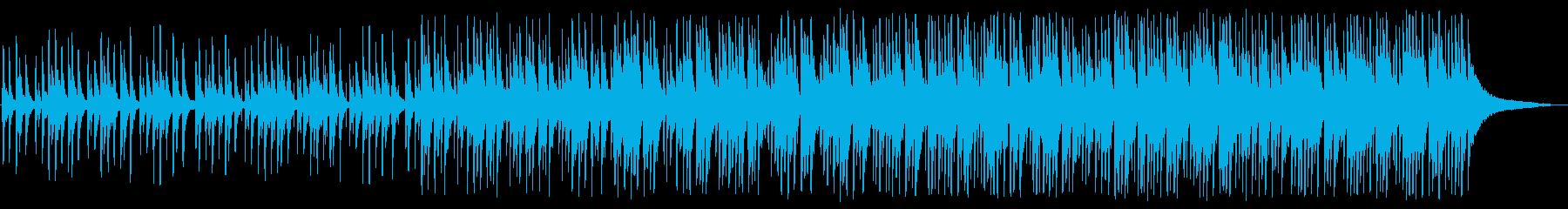 動画 楽しげ お洒落 ハイテク ア...の再生済みの波形
