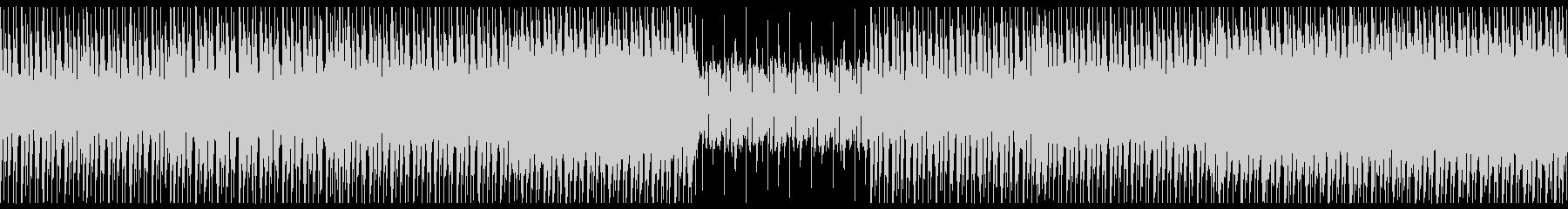 ループ バージョンの未再生の波形