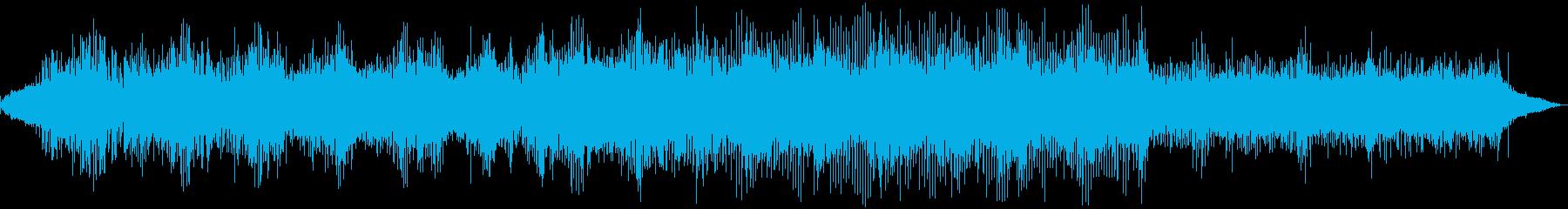 電動ミキサー:起動、実行、停止、さ...の再生済みの波形
