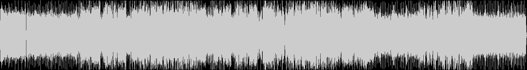 アップテンポなアニソンOP向けロックの未再生の波形