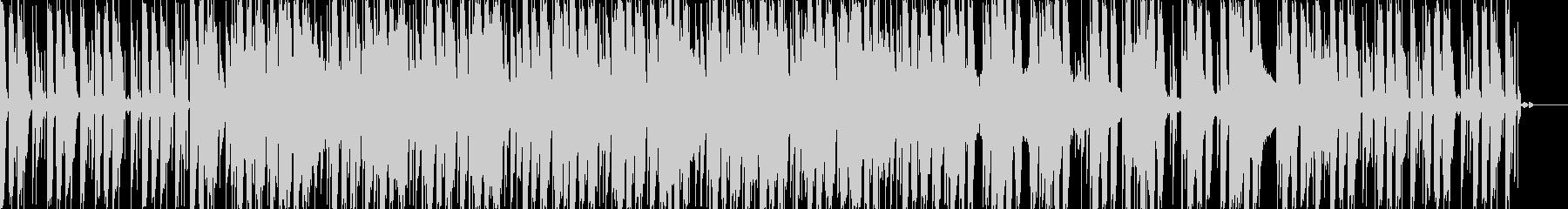 BGMとして使えるミステリアスEDMの未再生の波形