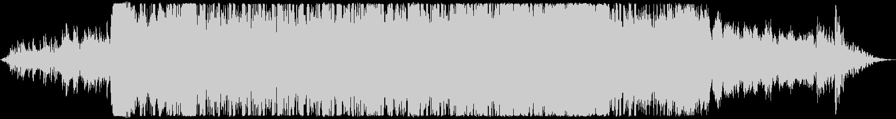 アンビエント 実験的な ドラマチッ...の未再生の波形