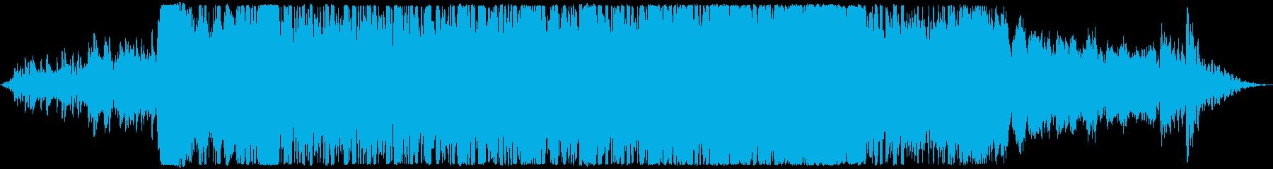 アンビエント 実験的な ドラマチッ...の再生済みの波形