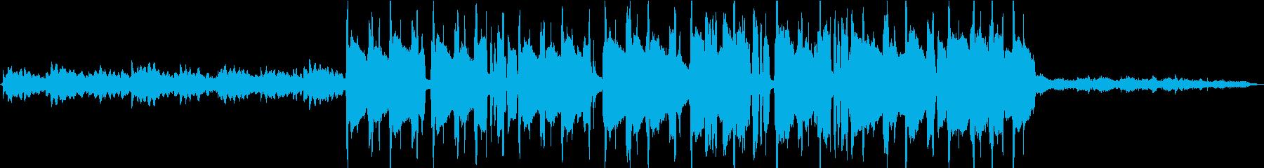 朧気・切ない・lofi hiphop④の再生済みの波形