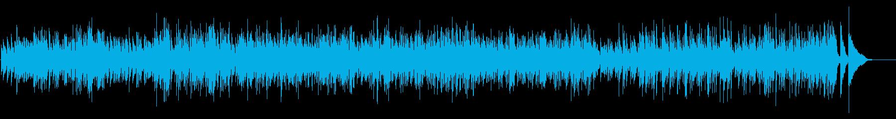 チャルダッシュ 木琴とピアノ ホールの再生済みの波形