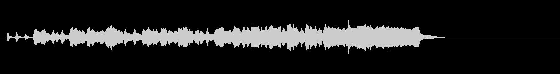 テーマ3B:ストリングス、ウッドウ...の未再生の波形
