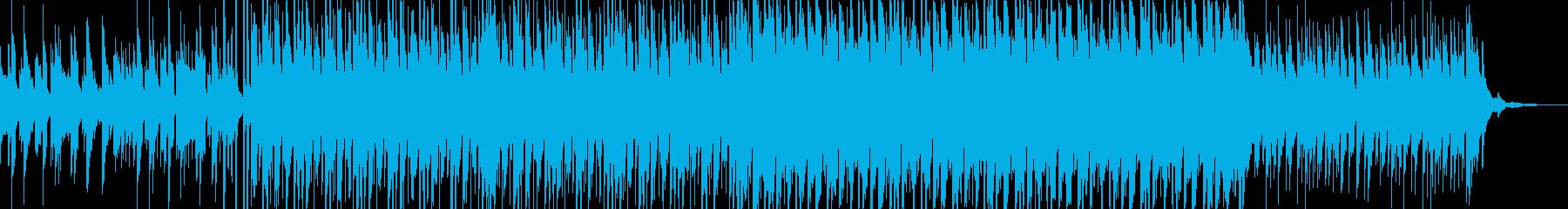 春麗らかなほのぼのゆったりエレクトロdの再生済みの波形