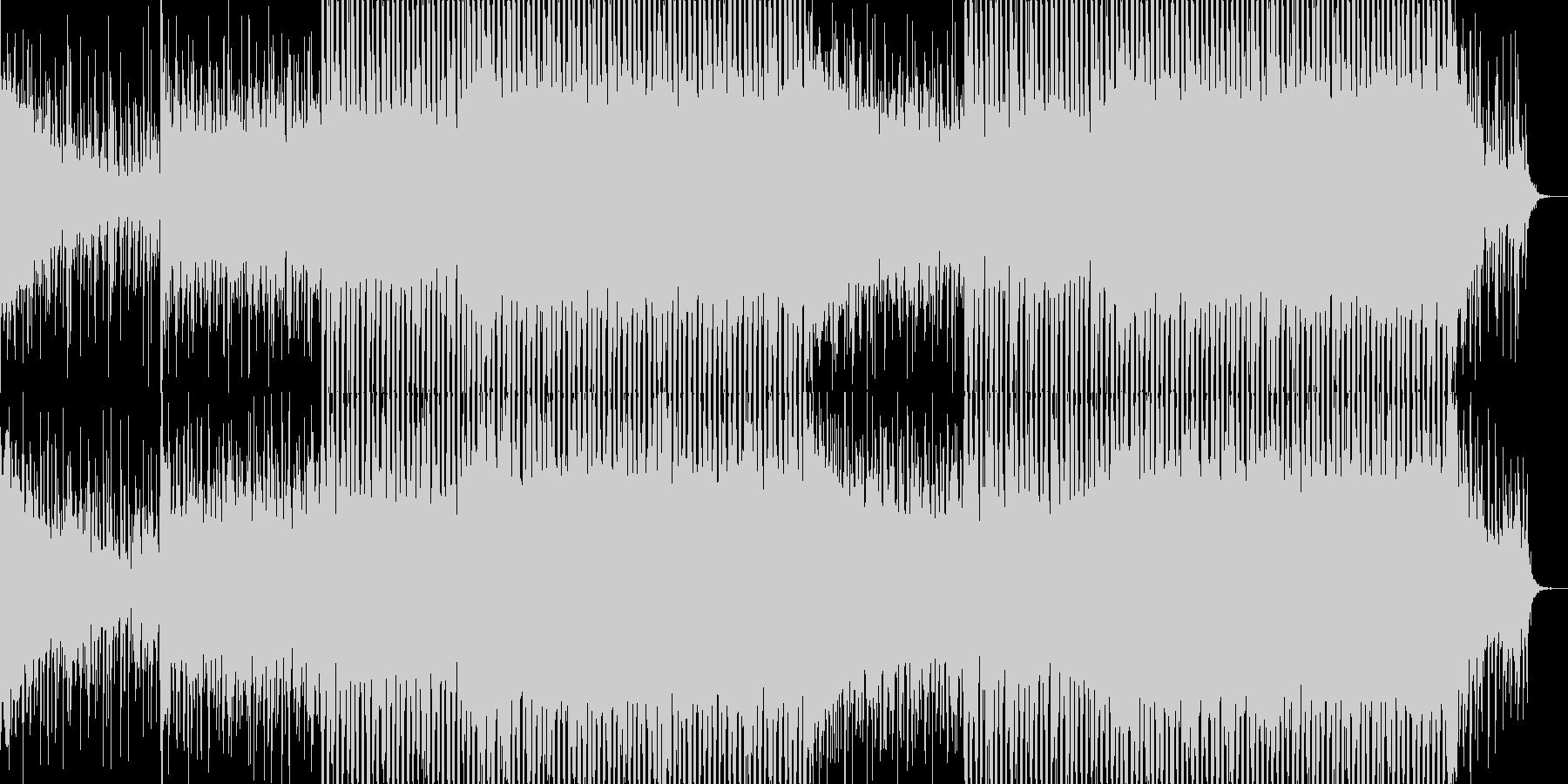 EDMポップで明るいクラブ系-106の未再生の波形