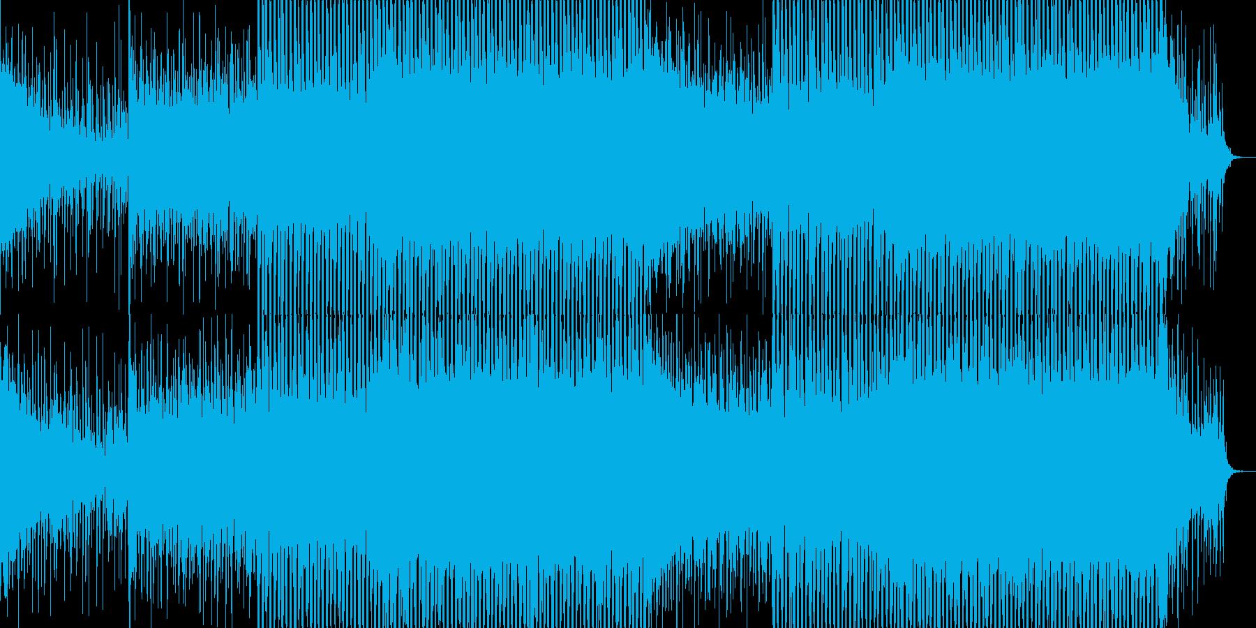 EDMポップで明るいクラブ系-106の再生済みの波形