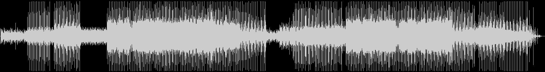 ゆったりとした心地良い音のLo-Fiの未再生の波形