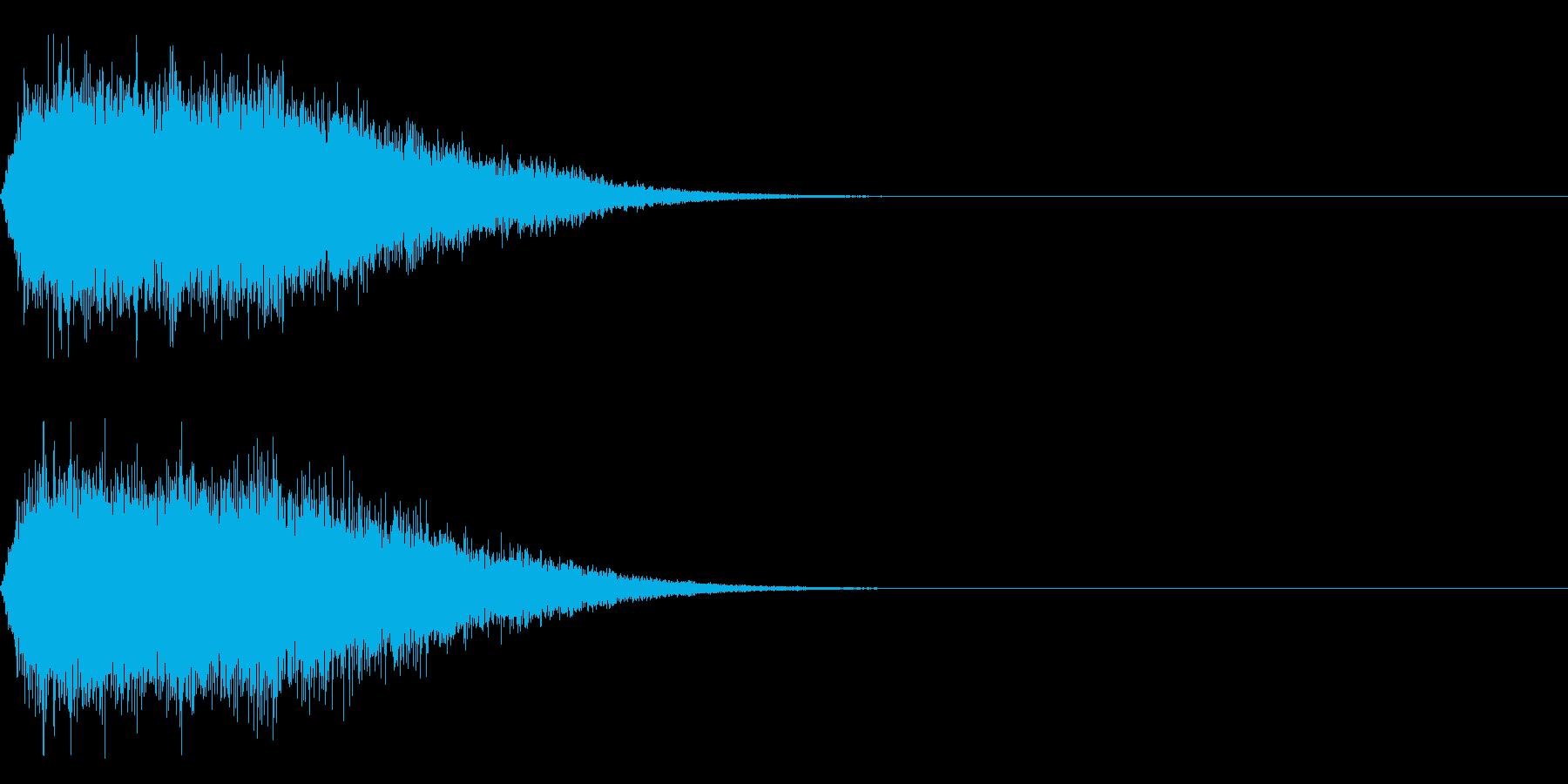 シュー(空気、蒸気、ガス)その3の再生済みの波形