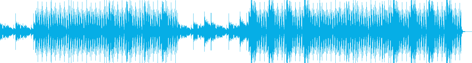 Near-future tension / texture opening's reproduced waveform