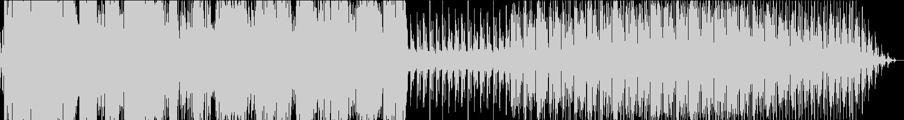 サンバ。の未再生の波形
