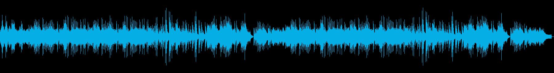 トロイメライを軽快なソロピアノでカバー2の再生済みの波形