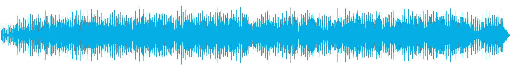 心地よさ溢れる典型的ジャズの再生済みの波形