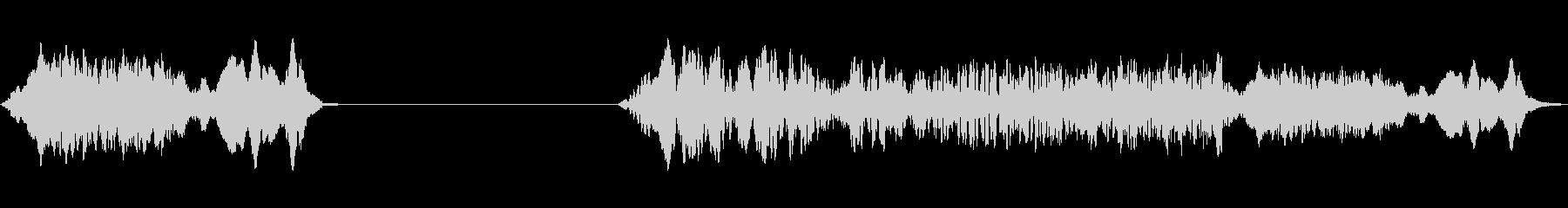 スピリット:ホラーウェール、ホラー...の未再生の波形