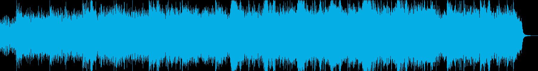 クラシック 交響曲 実験的な 広い...の再生済みの波形