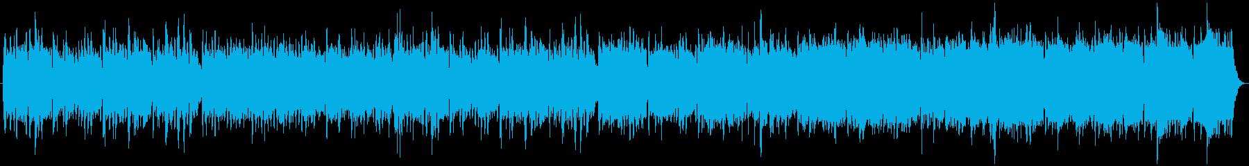 ハープ、グロック、ストリングスをフ...の再生済みの波形