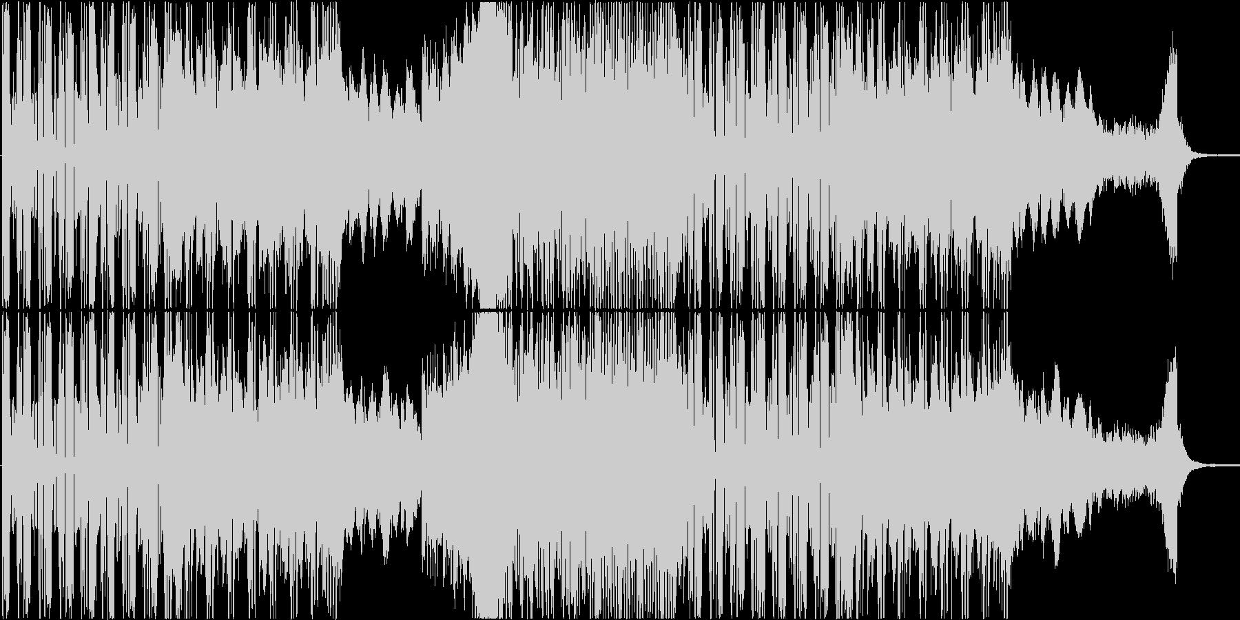 CM】ダブステップ コミカル オシャレの未再生の波形